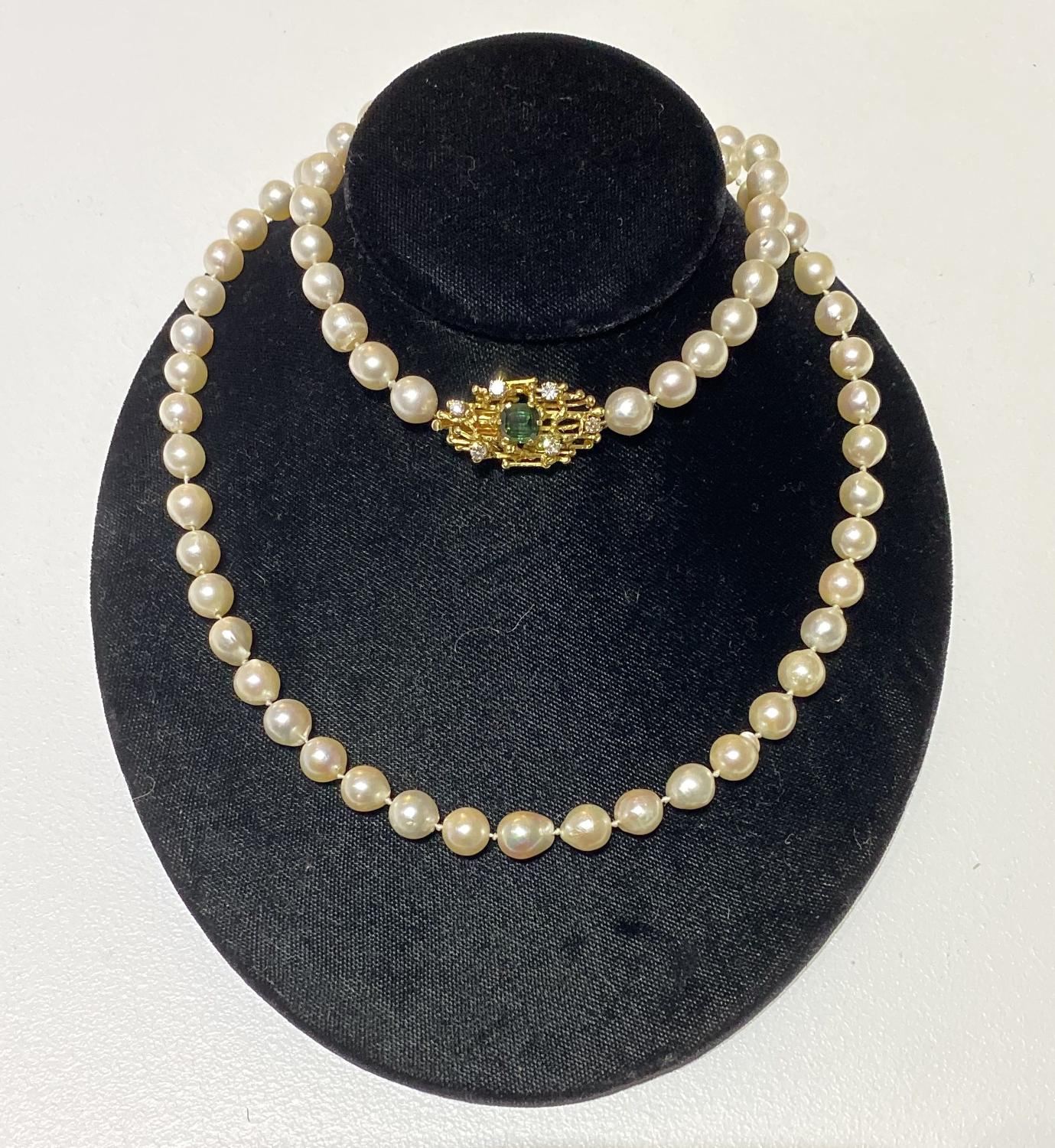 Pearl Necklace By Alan Gard