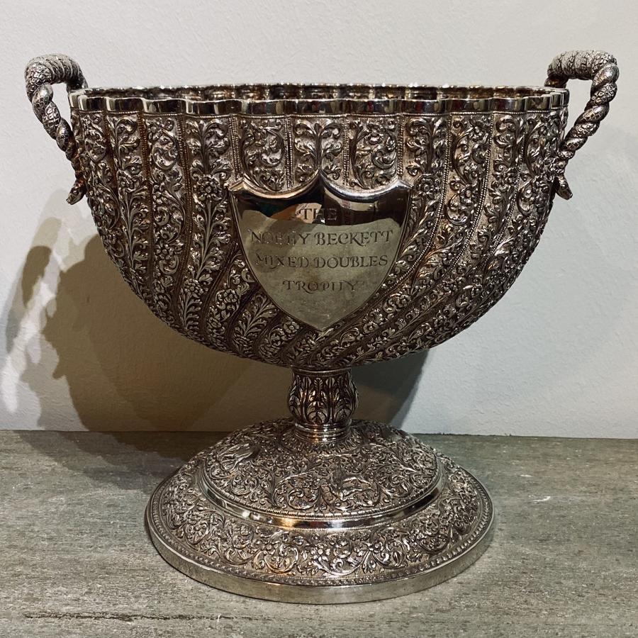 A Rare & Important Silver Bowl