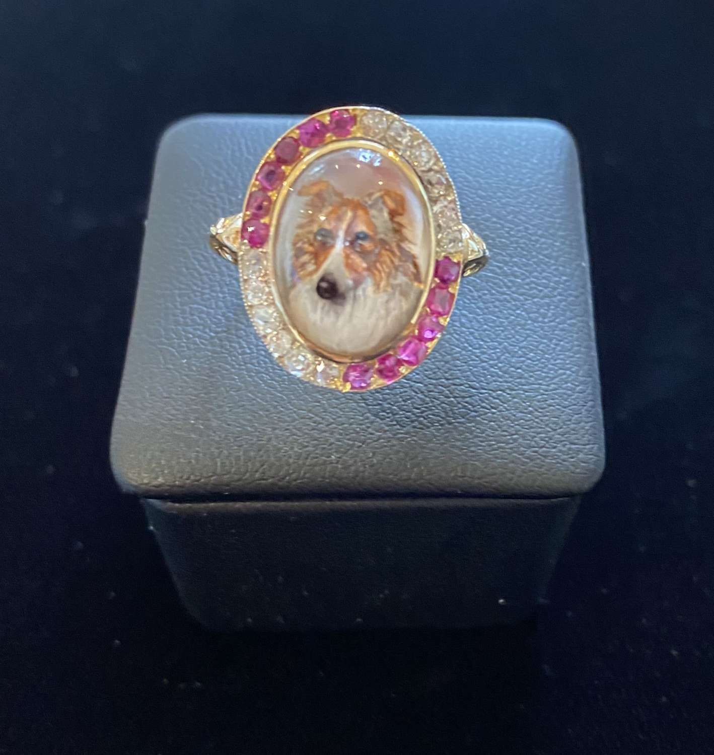 Essex Crystal Ring