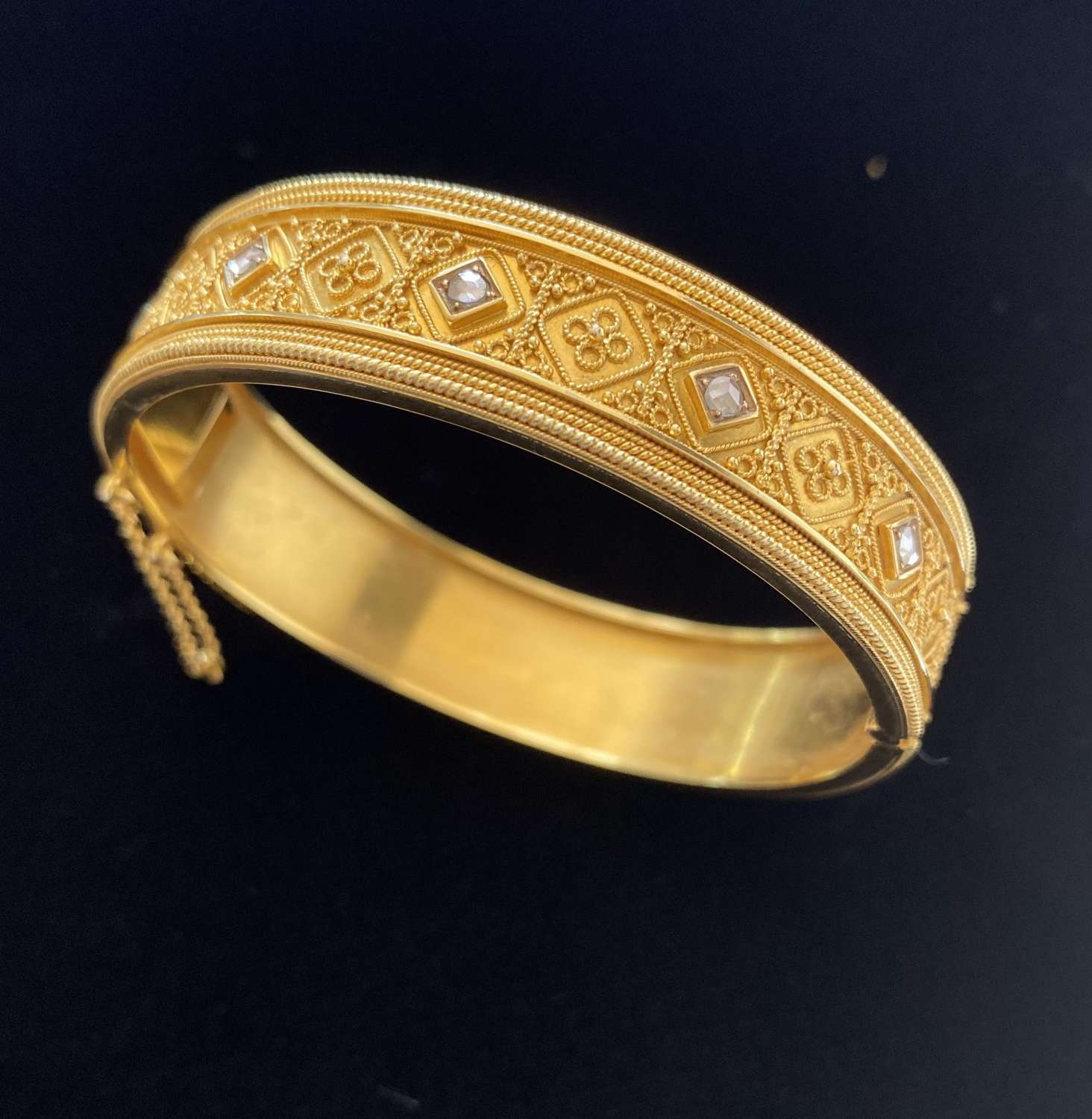 Etruscan Style Bangle