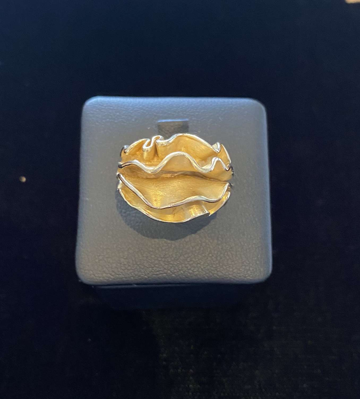 Modernist Ring