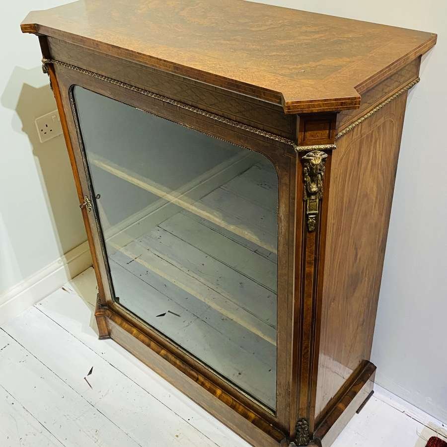Exhibition Quality Pier Cabinet
