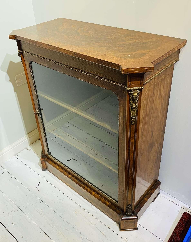 Exhibition Quality Pier Cabinet