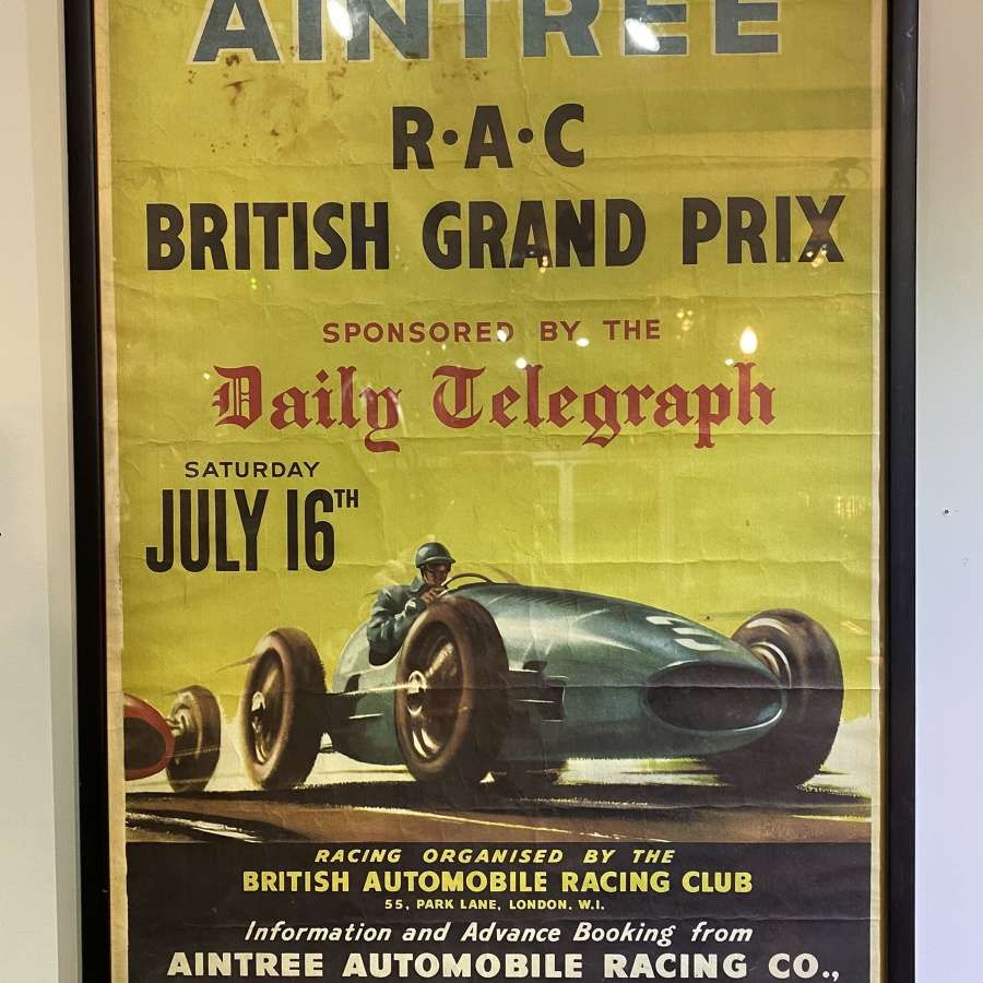 Aintree Poster