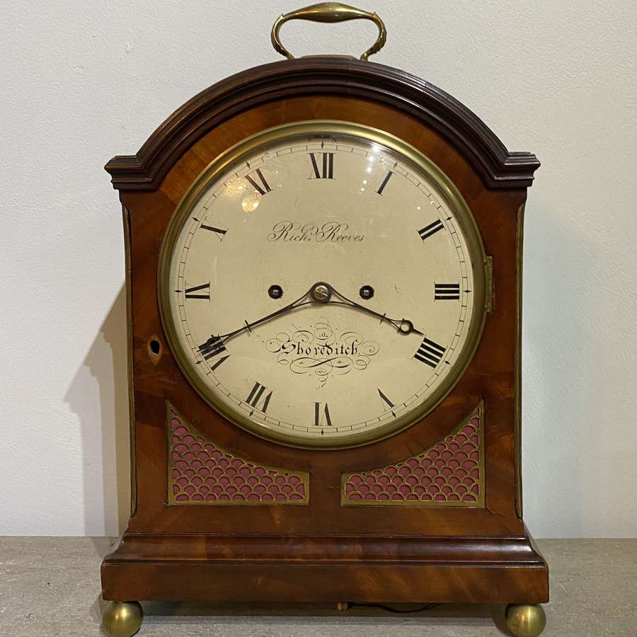 Richard Reeves Bracket Clock