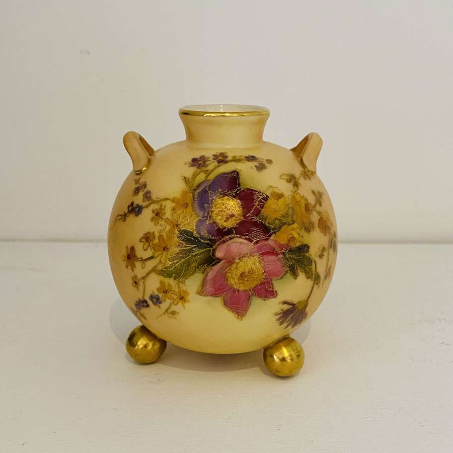 Royal Worcester Posy Vase