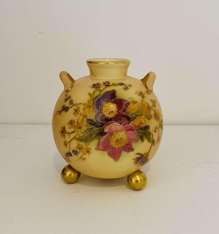 Royal Worcester Posy Vase