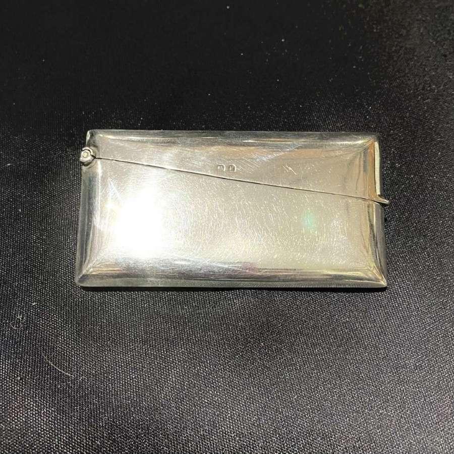 Silver Card Case